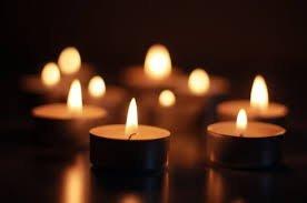 diocesi di roma, candele