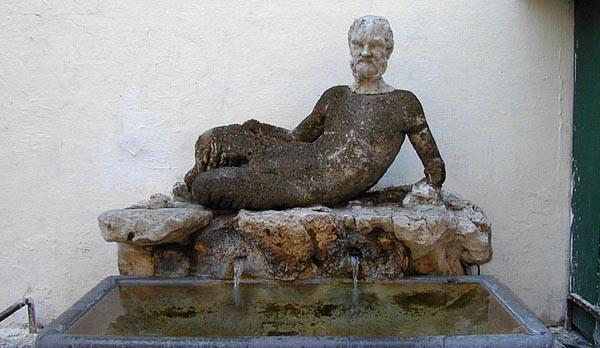 fontana babuino