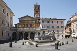 Comunità di San'Egidio, Santa Maria in Trastevere