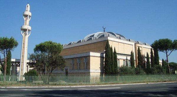 Moschea Roma