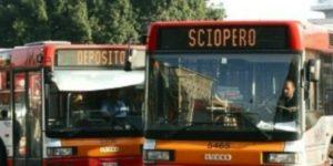 autobus sciopero 300x150 - Trasporti, sospesa Termini-Giardinetti e nuovo sciopero in arrivo