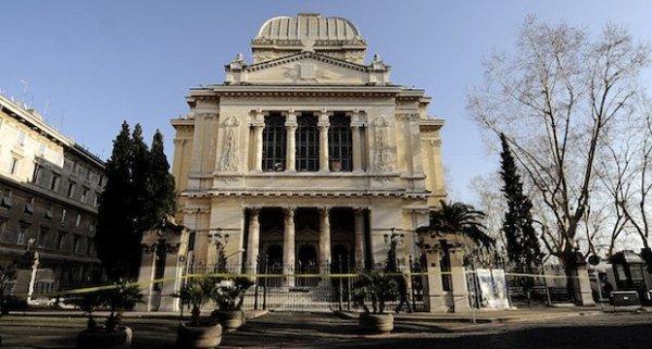 Sinagoga Roma