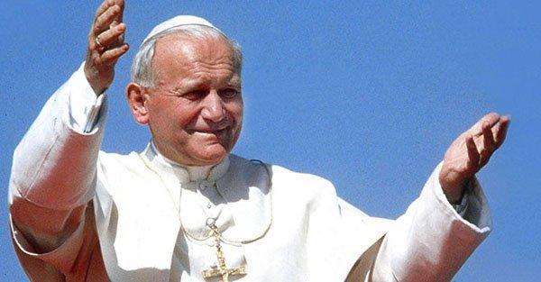 seminario redemptoris mater, Giovanni Paolo II
