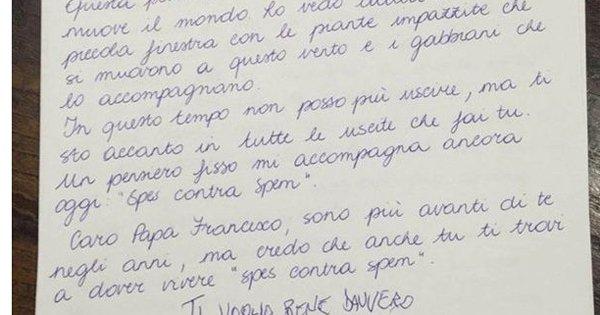 Lettera Pannella