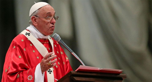 Pentecoste Papa Francesco