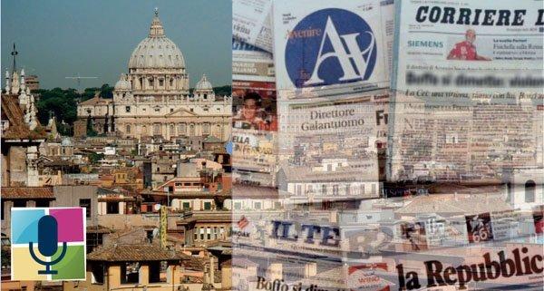 Rassegna 3 1 - RadioPiù, webradio per la diocesi di Roma