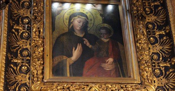 Madonna Salus infirmorum