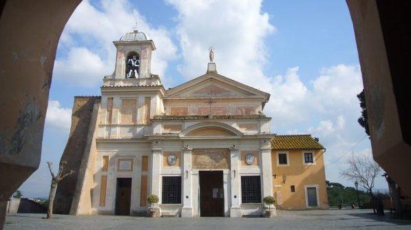 Divino Amore   prospetto 1220625 e1474964357958 - Monsignor Enrico Feroci nuova guida del Santuario del Divino Amore