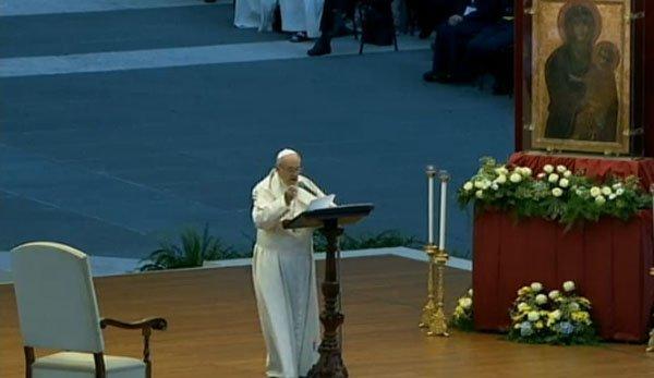 Giubileo Mariano Papa Maria - RadioPiù, webradio per la diocesi di Roma