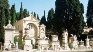 """cimitero 300x167 - Festa Ognissanti. Don Panfili: """"Tutti i cristiani sono chiamati alla santità"""""""