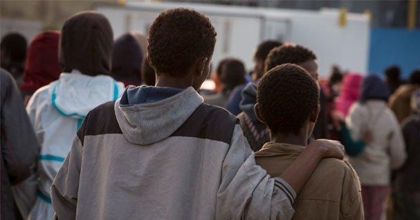 migrazioni in italia, migranti