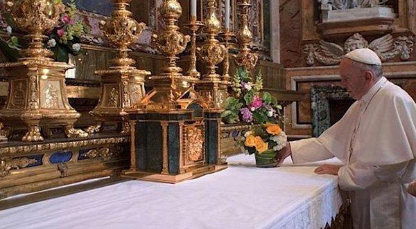 papa-maggiore-francesco