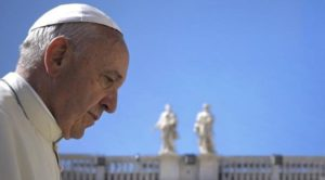 mercoledì delle ceneri, papa francesco