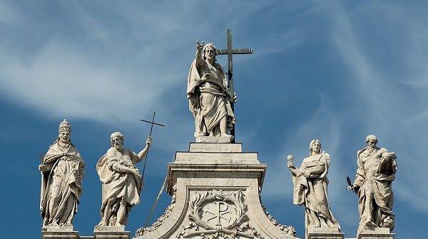 san giovanni in laterano - Gr 'Pagine di Roma', 28 novembre 2017