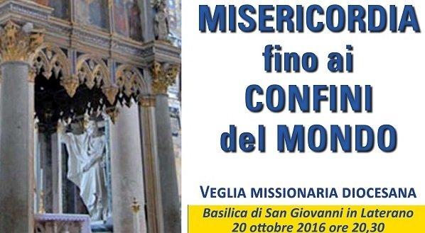 veglia missionaria