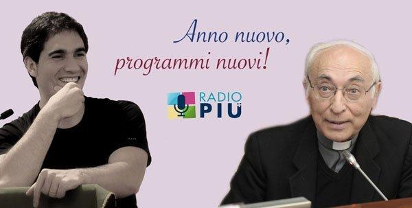 Radiopiù, Radiopiu, nuovi programmi