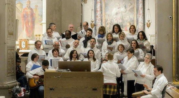 Cantate inni Velletri