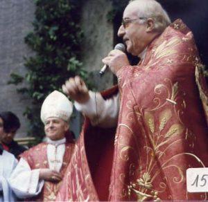 La morte di monsignor Ottavio Petroni 1
