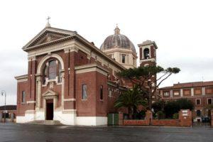 Regina Pacis parrocchia Ostia