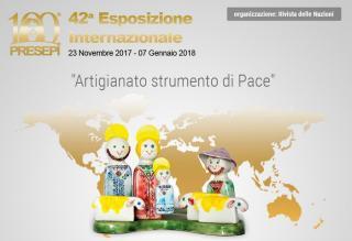 """100 presepi - Torna alle Sale del Bramante l'esposizione internazionale """"100 presepi"""""""