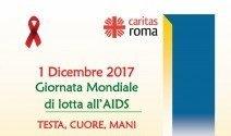 """aids 1 - Caritas Roma, """"Testa, cuore e mani"""": la lotta all'Aids a Villa Glori"""