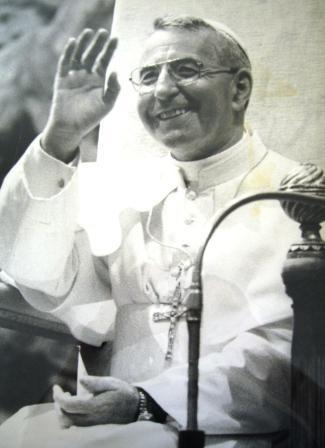 """papa luciani 1 - Giovanni Paolo I """"venerabile"""", sì unanime verso la beatificazione di Papa Luciani"""