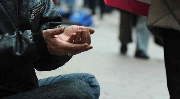 sant'egidio, senzatetto