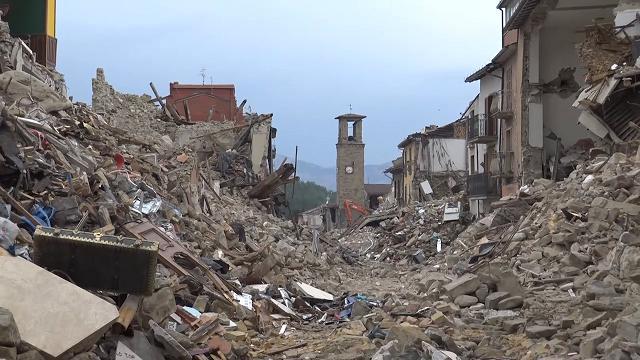 """terremoto amatrice - Terme di Diocleziano, """"Rinascite"""": le opere salvate dal terremoto in mostra"""