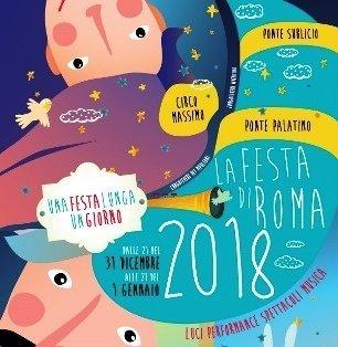 Capodanno 2018, a Roma una festa lunga un giorno 1