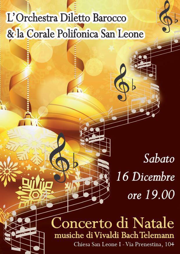 Concerti di Natale, appuntamenti in due parrocchie di Roma 1