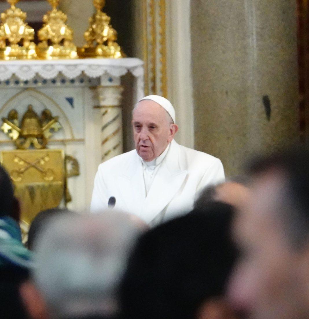 Papa clero romano 2018-min