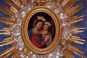madonna della fiducia 300x200 - Madonna della Fiducia, la festa al Pontificio Seminario Maggiore
