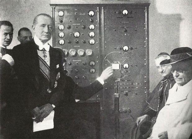 Marconi Radio Vaticana