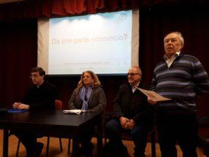 1 2018mar24 inizio presentazione dei relatori 300x225 - Famiglie separate, si conclude il percorso alla parrocchia di S. Bonaventura da Bagnoregio