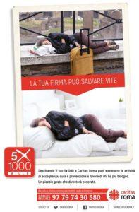 5x1000 xSito1 674x1024 197x300 - 5×1000 a Caritas Roma. Una firma a sostegno degli ultimi