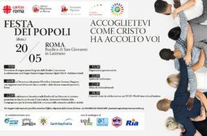 festa dei popoli 300x197 - Festa dei popoli, il 20 maggio la Chiesa di Roma celebra l'accoglienza