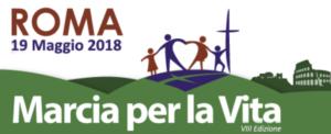 marcia per la vita 300x122 - Marcia per la Vita, il 19 maggio l'ottava edizione nel centro di Roma