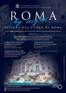"""roma by night 1 214x300 - Roma by night, tre """"visioni"""" nel cuore della città tra arte e fede"""