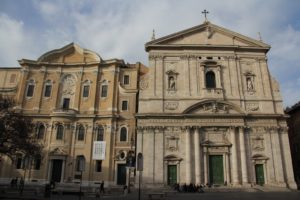 parrocchie di roma, santa maria in vallicella