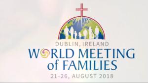 logo meeting famiglie 300x169 - Incontro mondiale delle famiglie. Anche una delegazione della Diocesi presente a Dublino