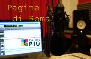 Copertina Pagine di Roma