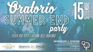 """centro oratori romani 2 300x168 - Centro oratori romani, """"summer end party"""" a Cinecittà World"""