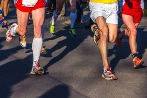 athletica vaticana, corsa