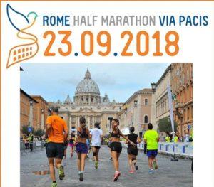 rome half marathon 300x263 - Via Pacis nel segno di Mandela, pronti a partire