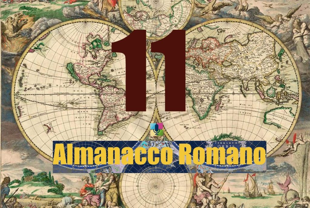 11 Almanacco Romano