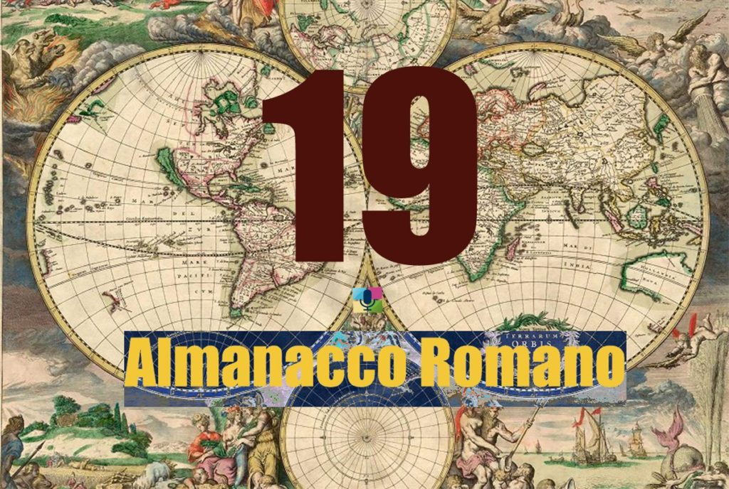 19 Almanacco Romano - radiopiu.eu