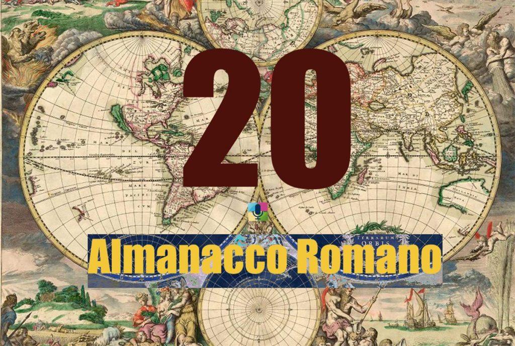 20 Almanacco Romano - radiopiu.eu