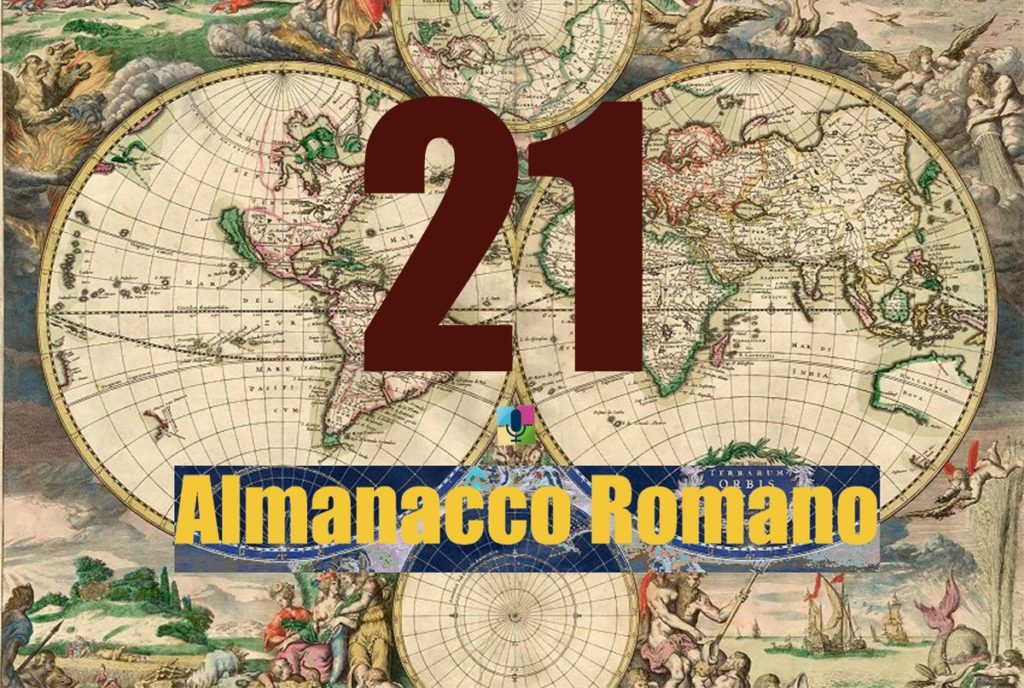21 Almanacco Romano - radiopiu.eu