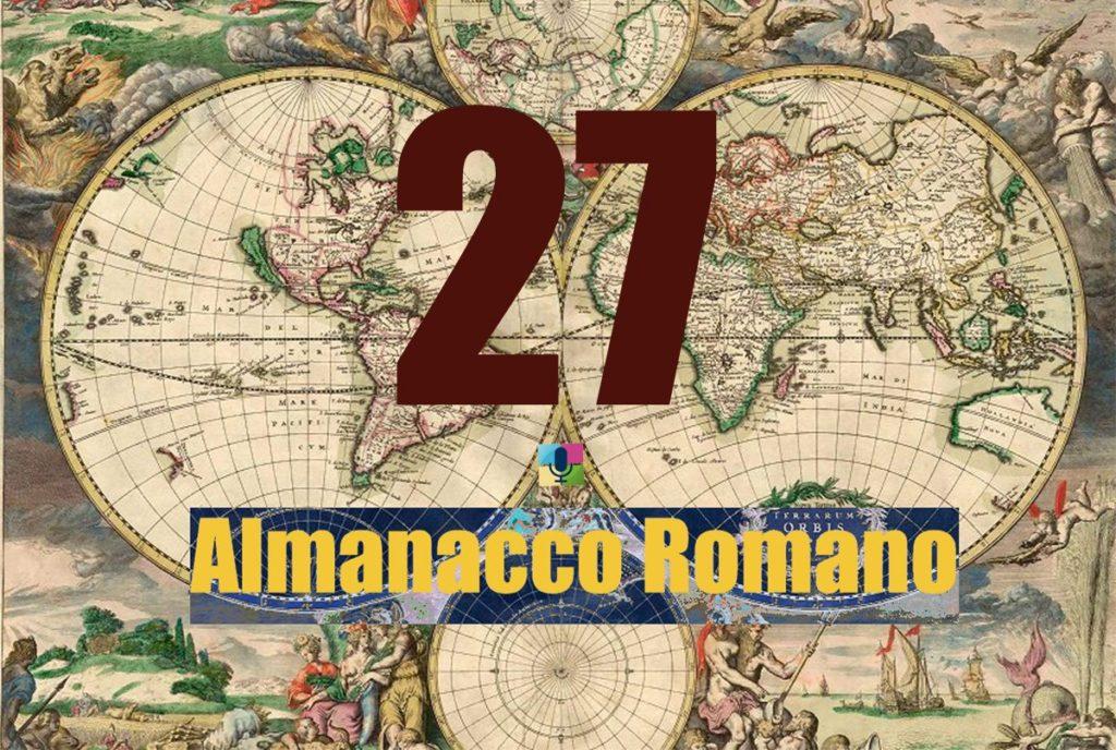 27 Almanacco Romano - radiopiu.eu