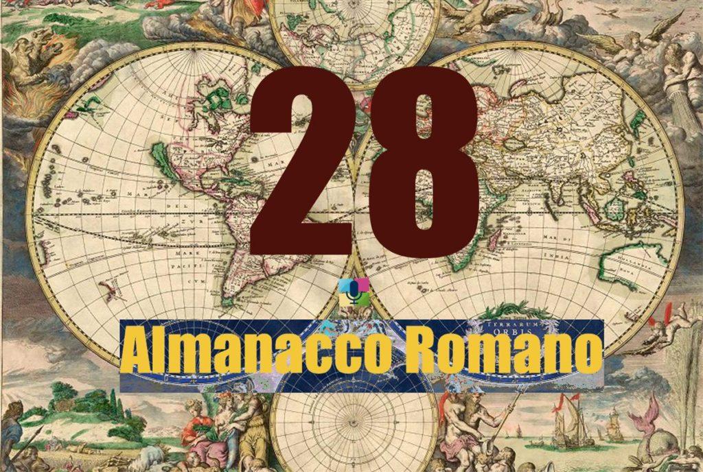 28 Almanacco Romano - radiopiu.eu